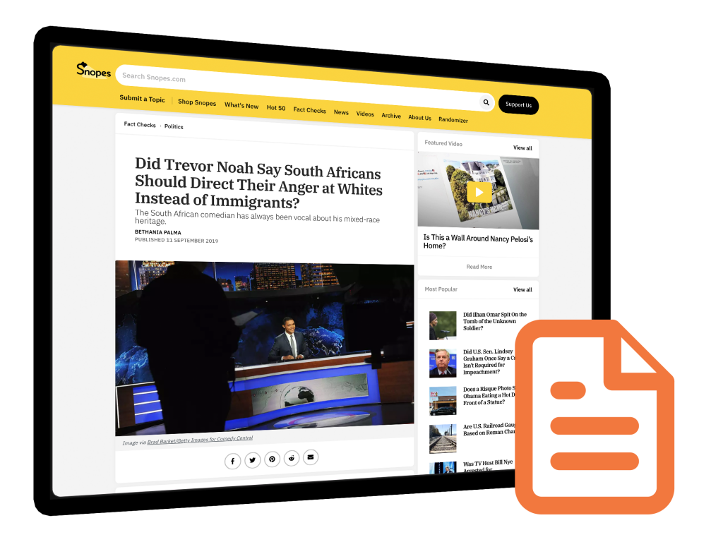 Media Mention: Andy Carvin in Snopes Fact-Check Article