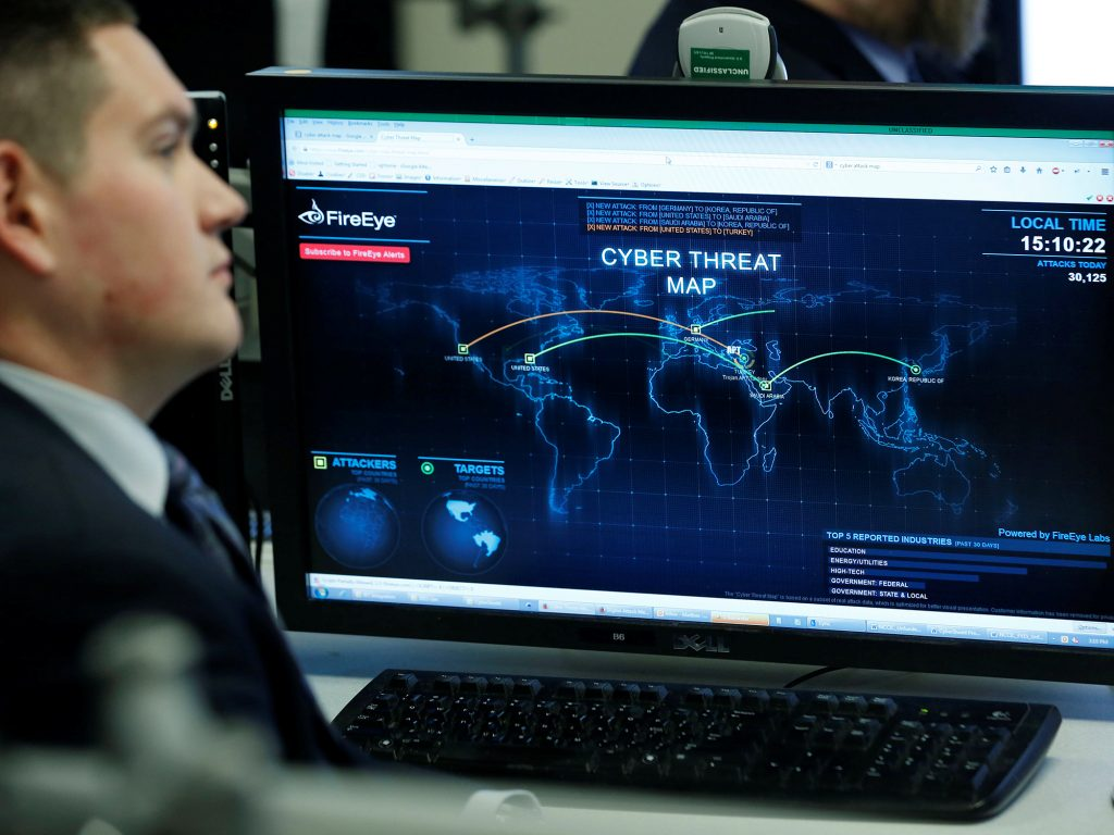 The American way of cyber warfare and the case of ISIS