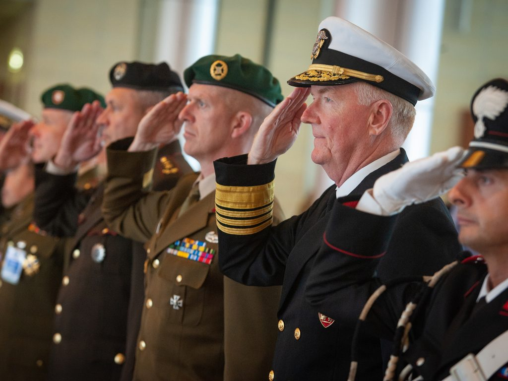 The importance of Baltic navies ensuring Baltic Sea security
