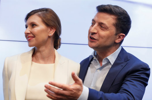 An open letter to Mrs. Zelenskyy