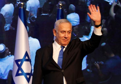 Israel election netanhayu