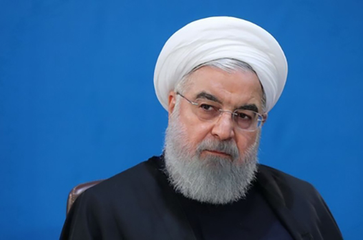 Is Iran's president getting ready to step down?