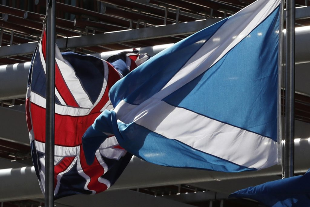 Will Scotland take the high road out of the UK?