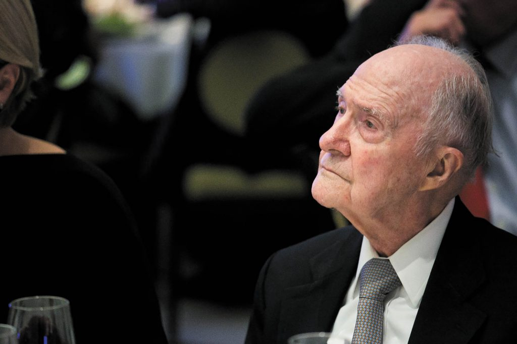 The Atlantic Council remembers Brent Scowcroft