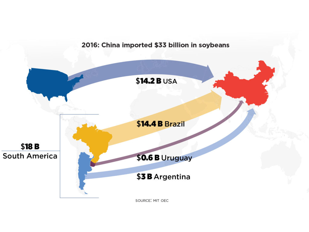 Infographics on Latin America-China trade: An asymmetric tale