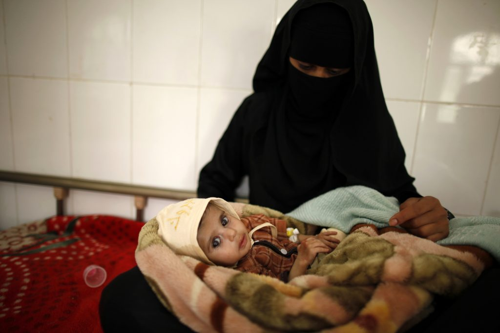 Winning the humanitarian war in Yemen