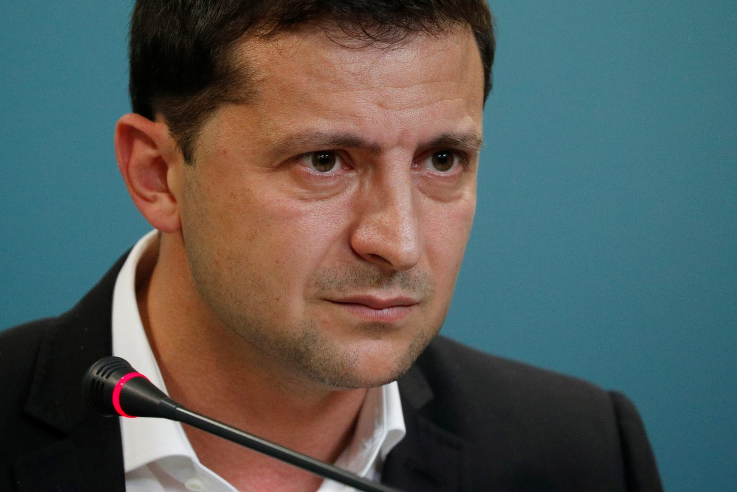 Hard questions for Mr. Zelenskyy