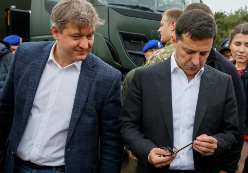 The seasoning of President Zelenskyy