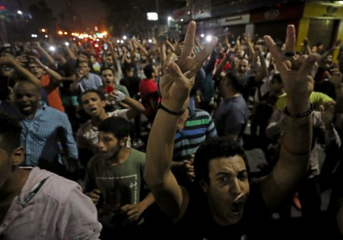 Itani writes on Lebanon's protests for MEI: This complicated country has changed irreversibly