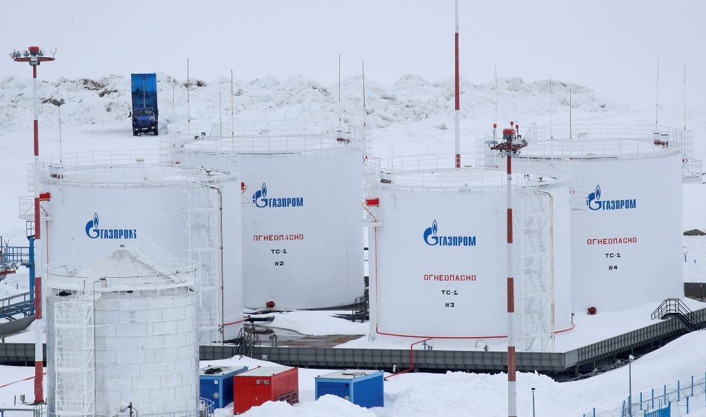 The real cost of Russian gas