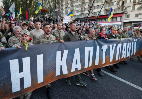 Ukraine faces a decisive December in a rapidly deteriorating geopolitical climate