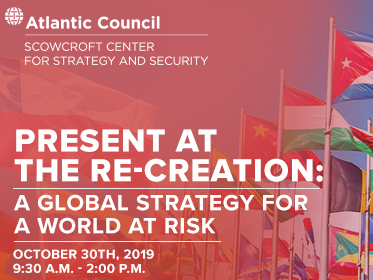 Present at the Re-Creation: A Global Strategy for a World at Risk