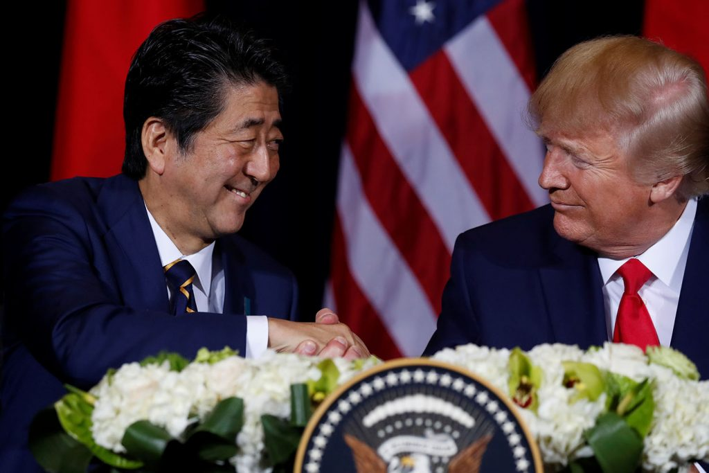 The US-Japan trade deal could undermine the WTO