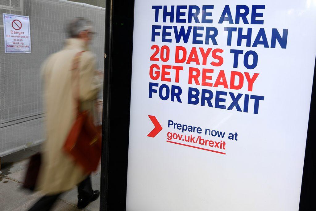 A final Brexit countdown?