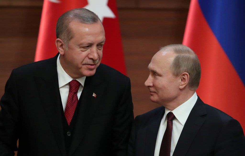 What the Turkish-Russian deal in Syria means for Vladimir Putin