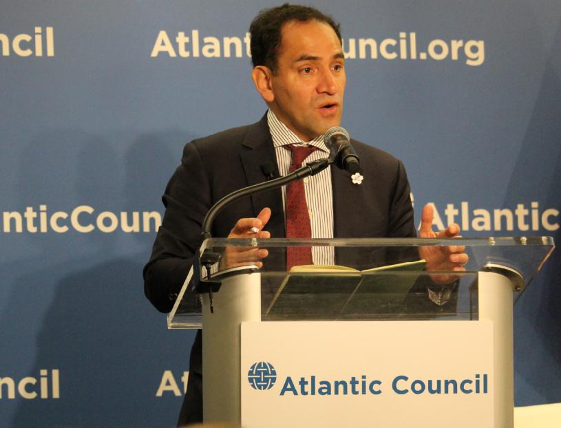 Unleashing US-Mexico opportunities: Featuring H.E. Arturo Herrera, Mexico's secretary of finance