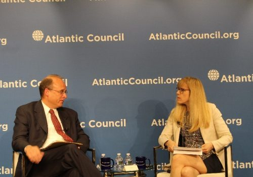 The Atlantic Council In September
