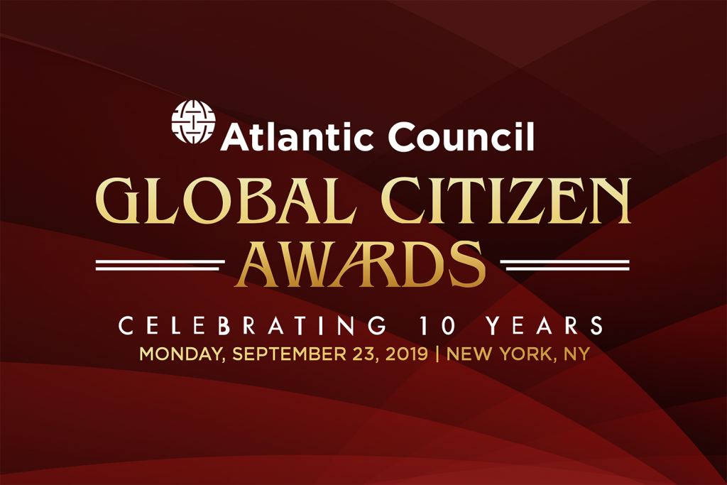 MLP at the 2019 Global Citizen Awards
