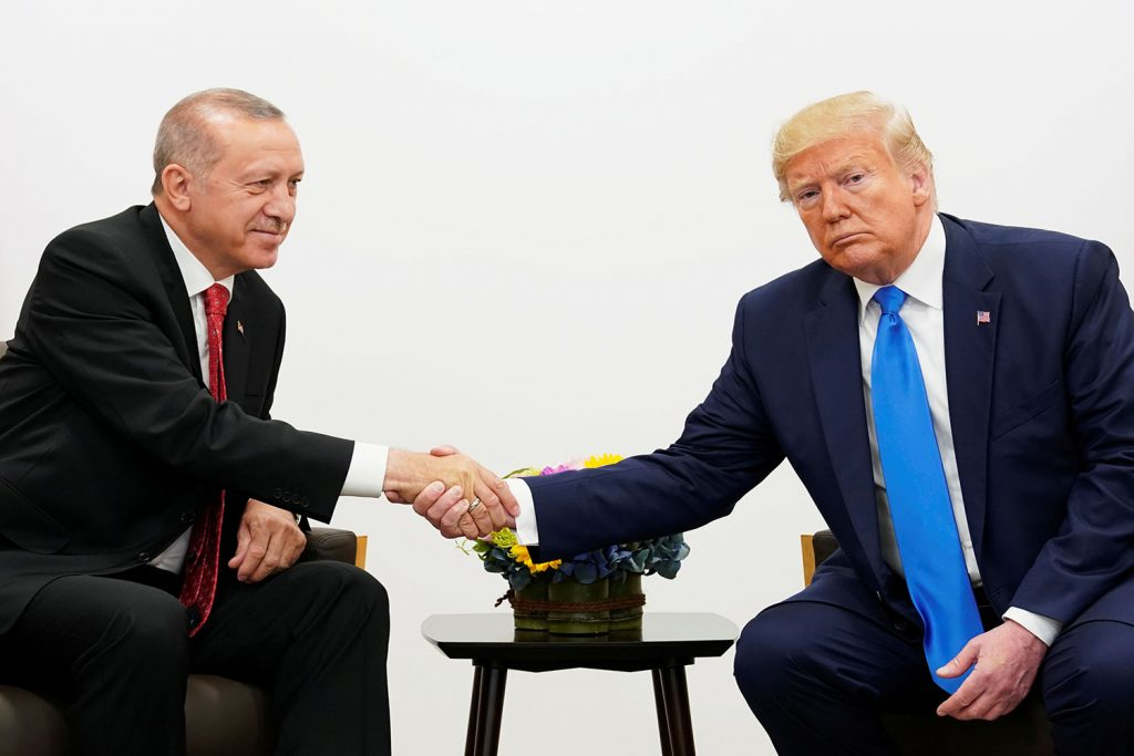 Trump vs Erdoğan: It's hard to bluff when your cards are on the table
