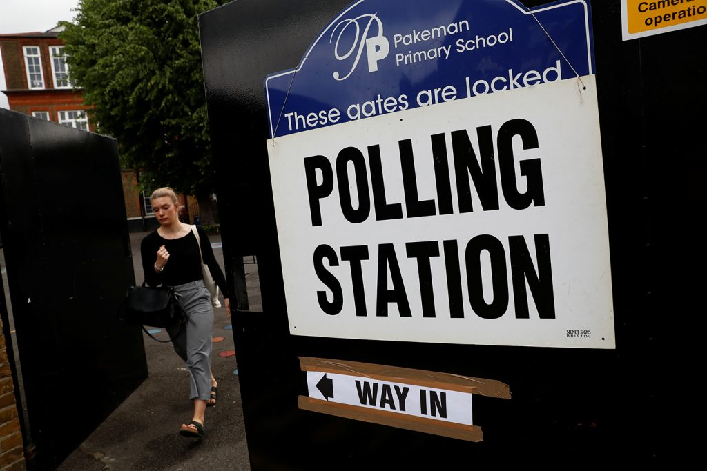 A most peculiar general election