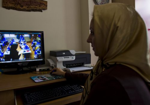 Iranians fear a permanent internet blackout is in the making