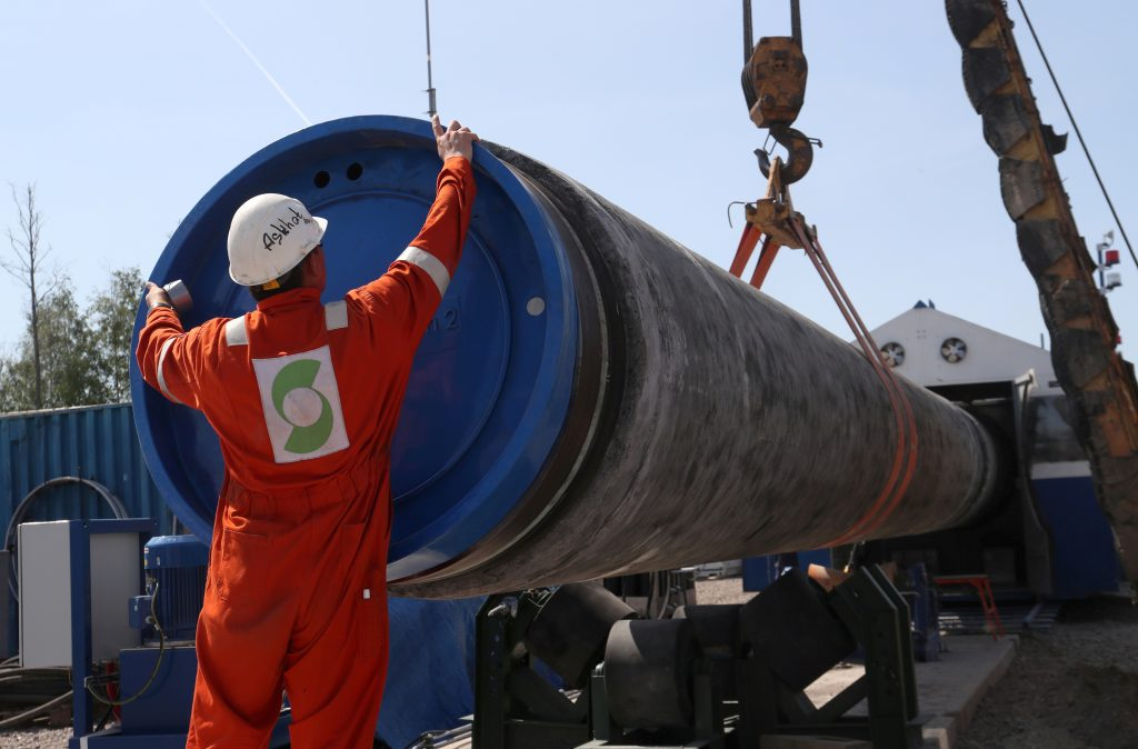 Is Nord Stream 2 a done deal?