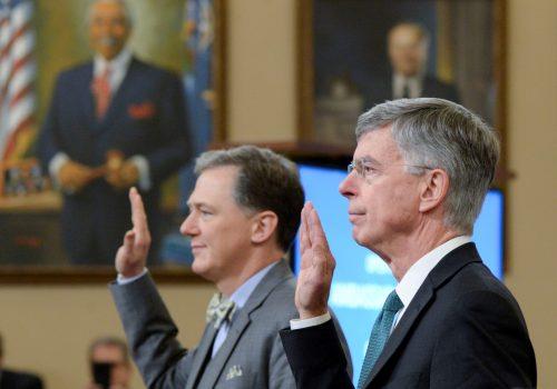 US legislators: Washington's support for Ukraine is still strong