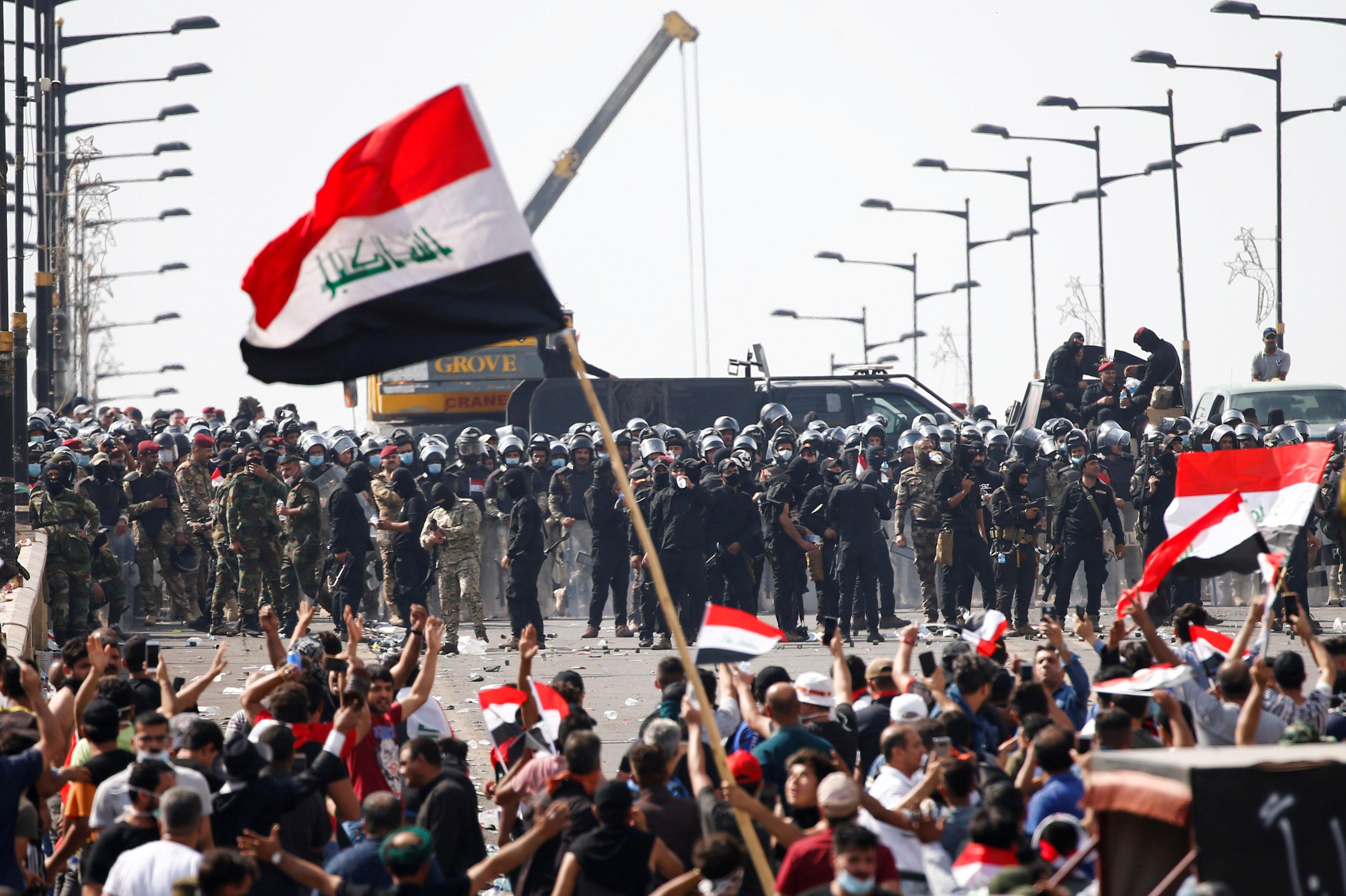 Explainer: Iraq's autumn of discontent - Atlantic Council