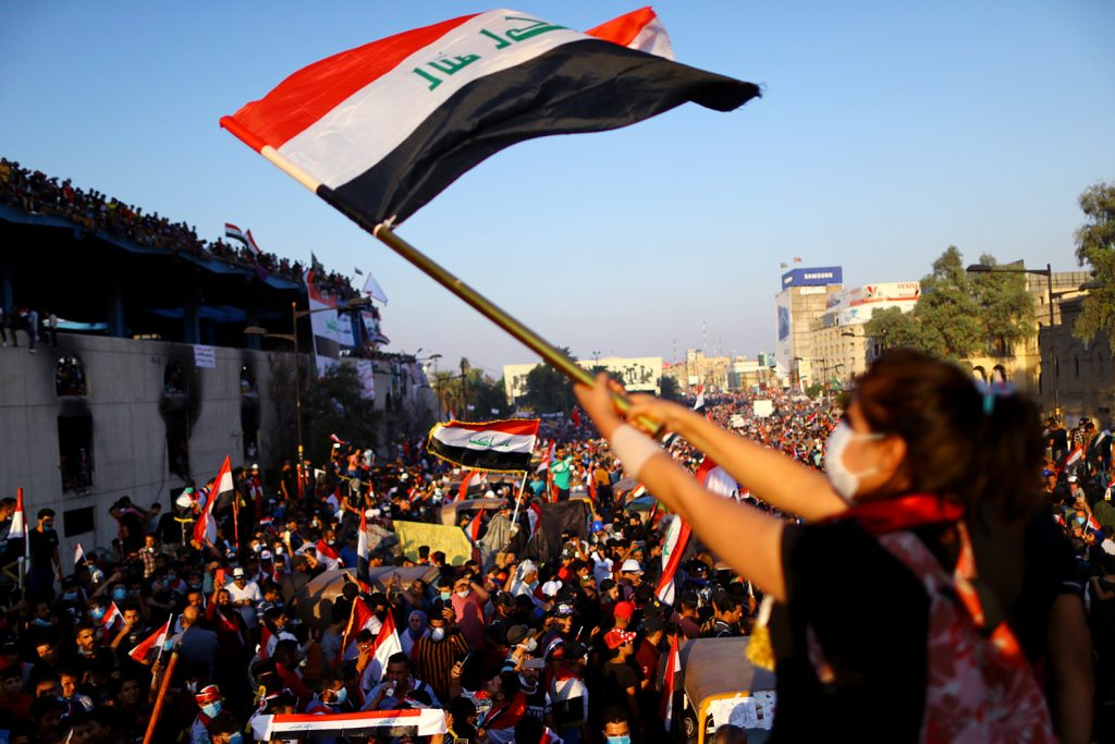Iraq's government cannot reform itself