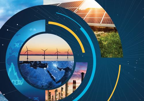 Global Energy Forum branding