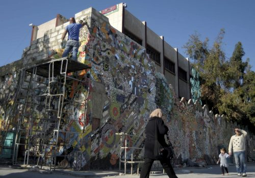 Life after war: The impact of conflict on Syrian artists