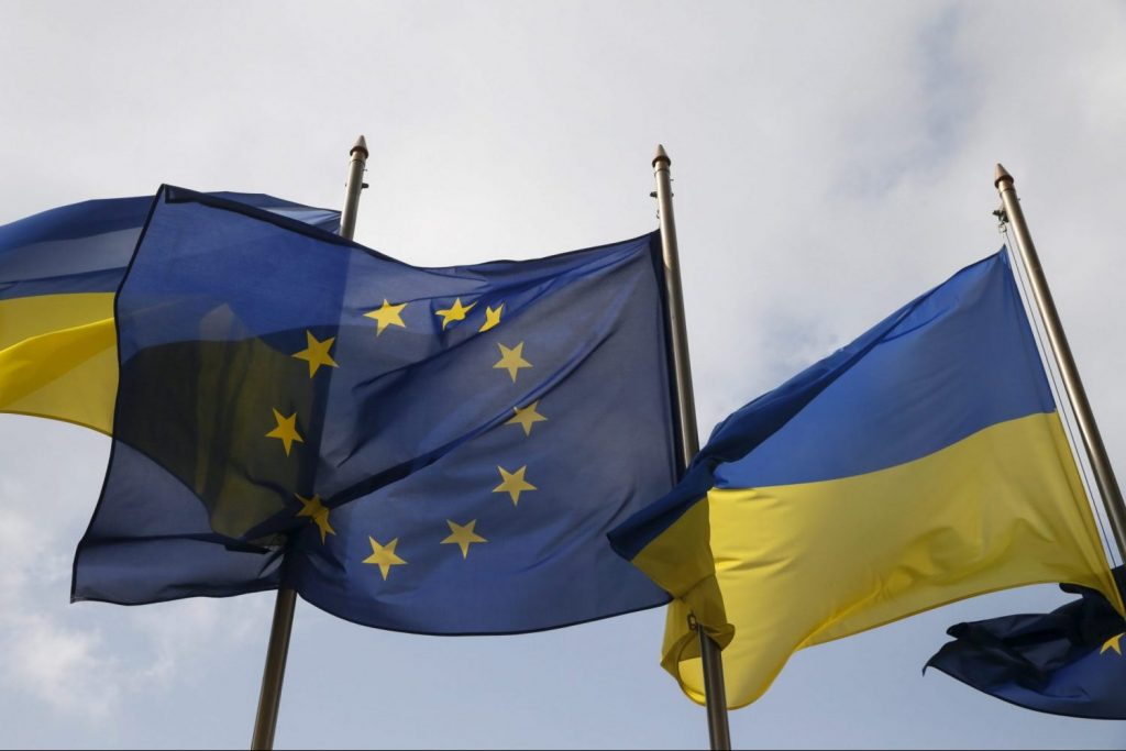The EU must help resolve constitutional crisis in Kyiv