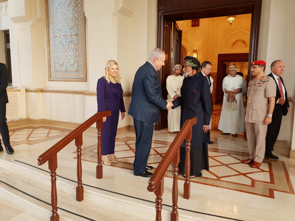 Israel and the Gulf states continue a tepid dance to improve relations