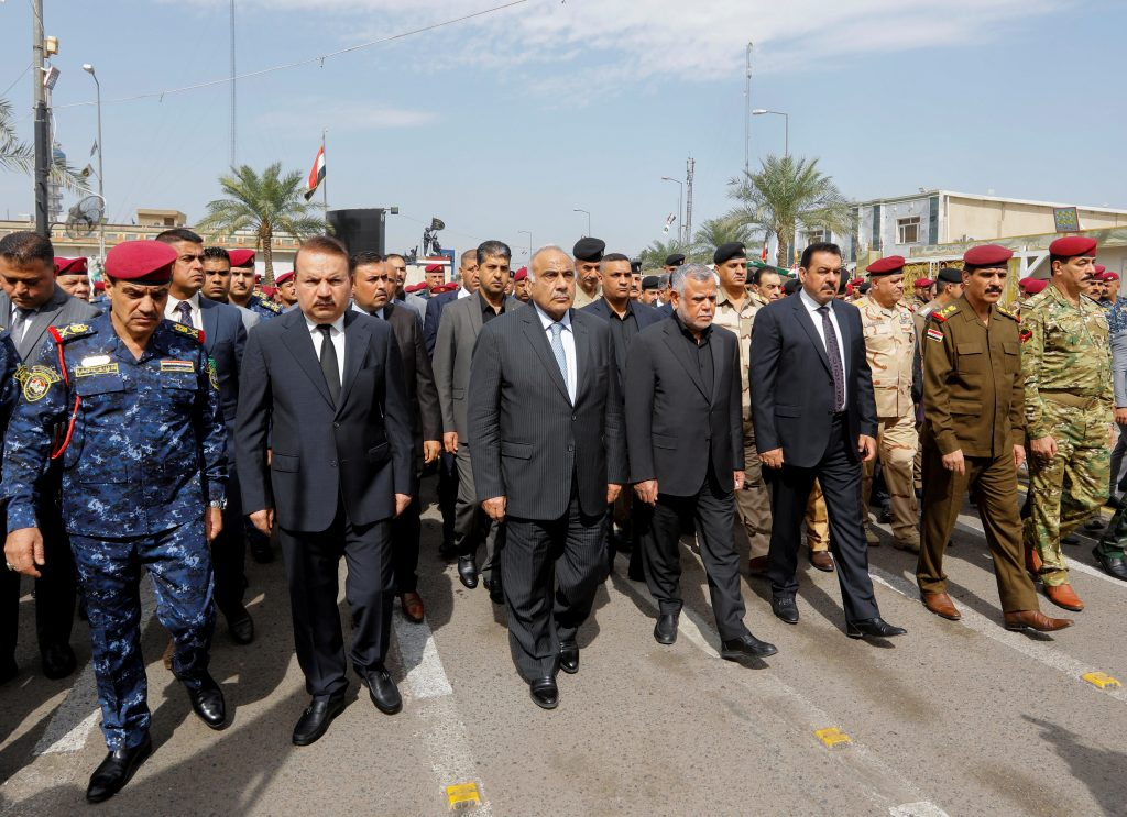 Iraqi Parliament approves PM's resignation