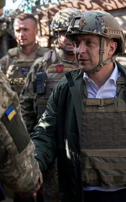 Waging peace in Eastern Ukraine