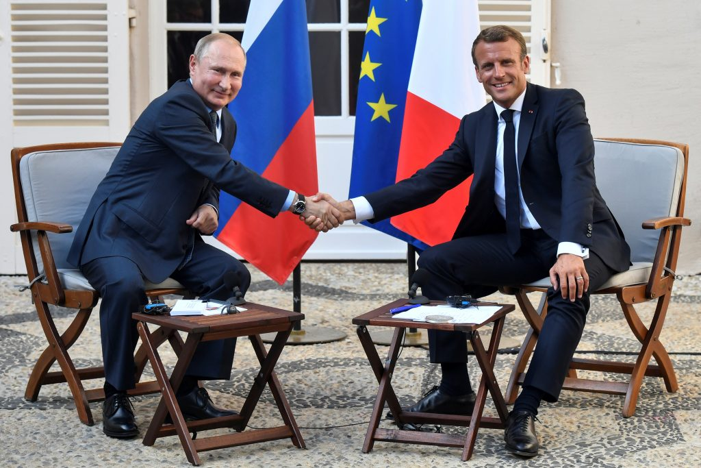 The shadow of Munich hangs over Russia-Ukraine Paris peace talks