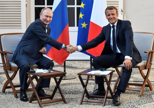 Q&A: What do Paris talks mean for the Russia-Ukraine peace process?