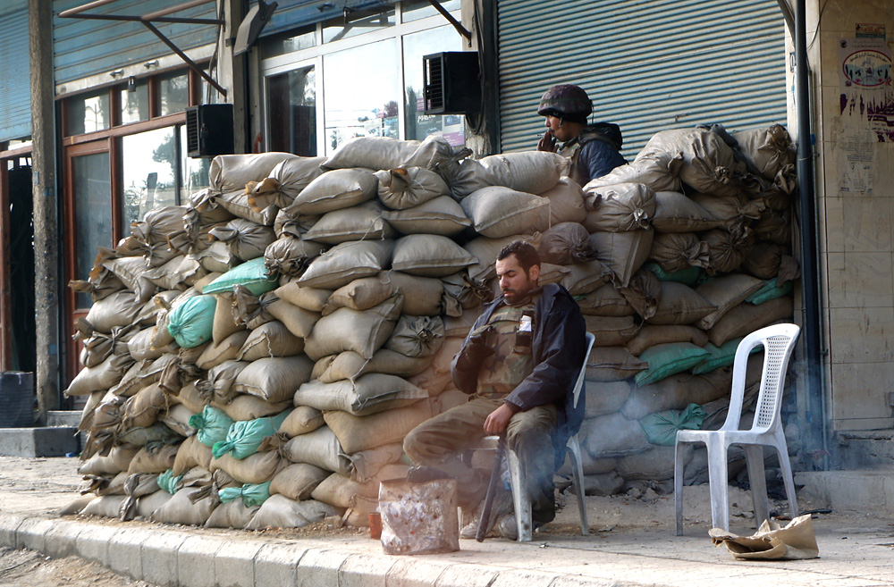 Reconstruction and security sector reform in Syria must go hand in hand