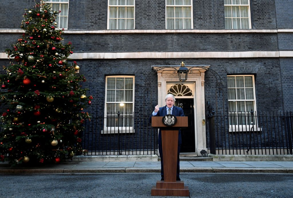 Boris Johnson's next act: Saving the UK