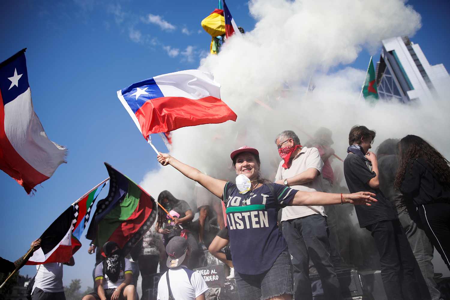 What's behind Chile's protests - Atlantic Council