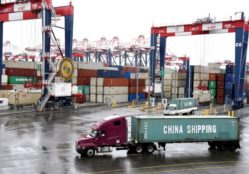 Trump's bilateral trade deals are undermining the global trading system