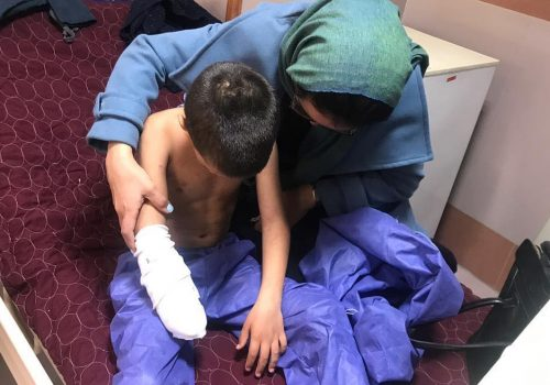 Coronavirus pandemic exacerbates Iran's child abuse problem