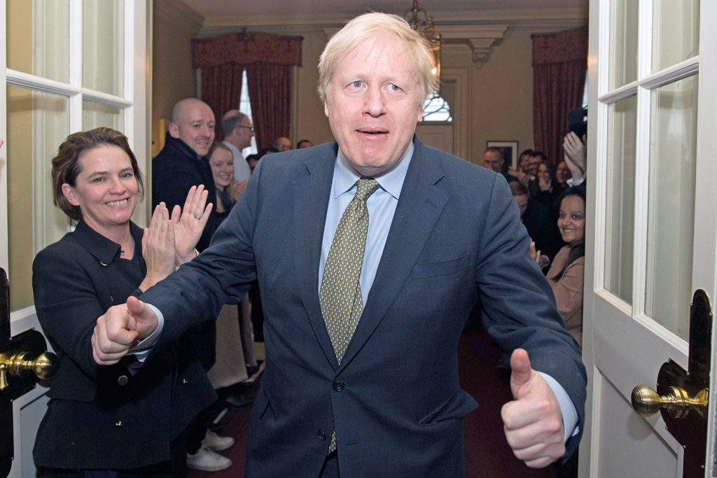 Johnson triumphs in UK election: What's next?