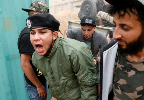 Algerian election and legitimacy: Impossibility of change
