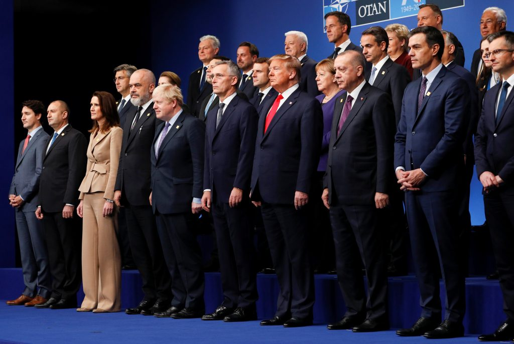 NATO's China challenge