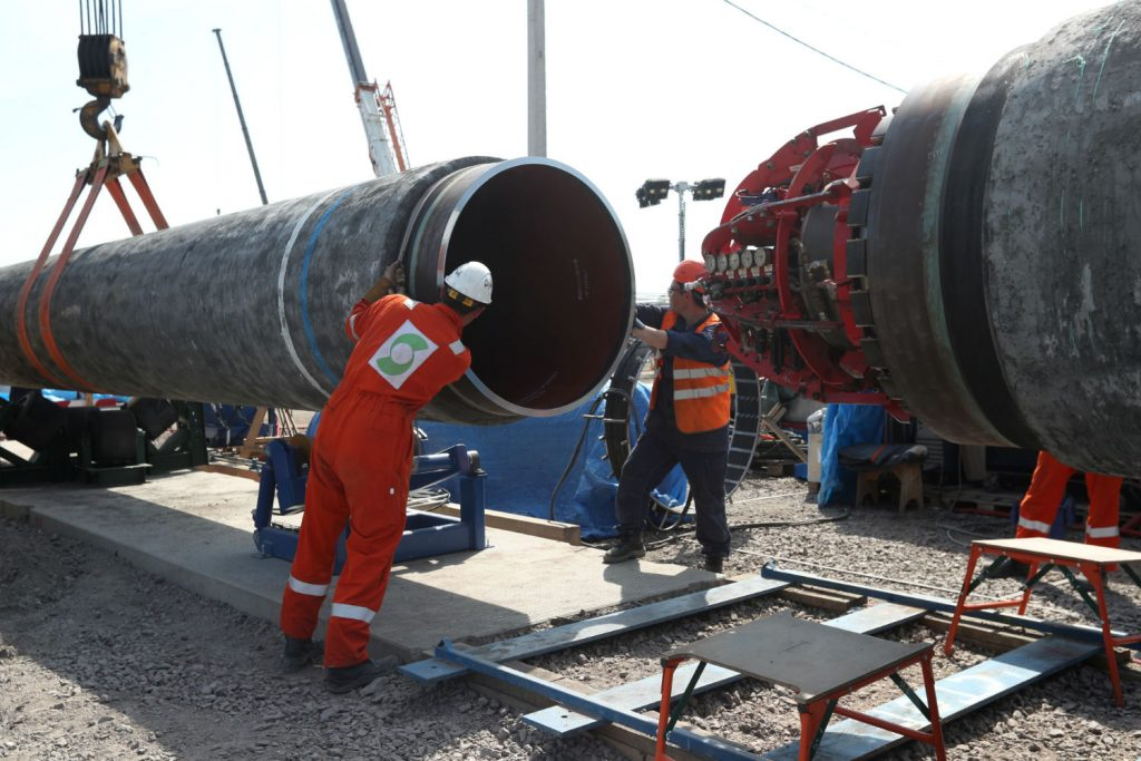 Russia gas pipeline sanctions legislation (PEES Act): A way ahead