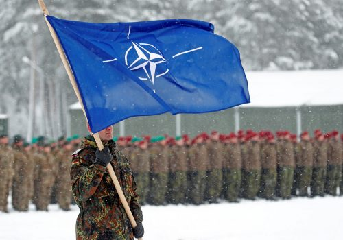 US must remain committed to NATO and the Baltic States