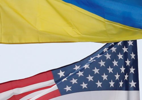 Rumors of Ukraine's death on Capitol Hill are greatly exaggerated