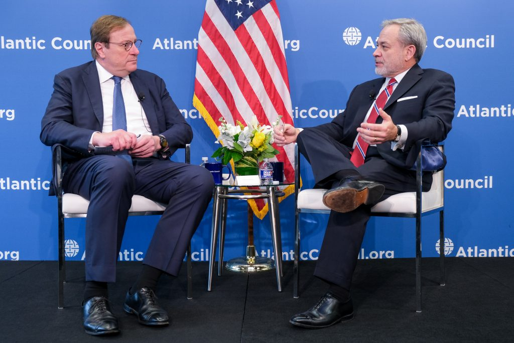 US energy priorities abroad: A conversation with US Secretary of Energy Dan Brouillette