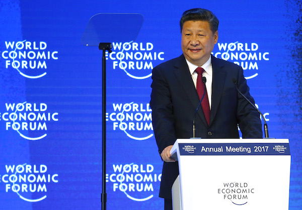 Davos dispatch: Has China won?